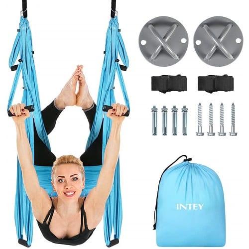 INTEY Aerial Yoga Flying Yoga Swing