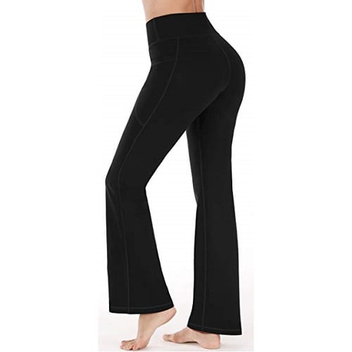 Heathyoga Women's Bootcut Yoga Pants