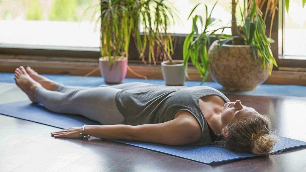 Lying Down Meditations
