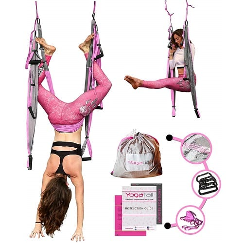 Aerial Trapeze Yoga Swing